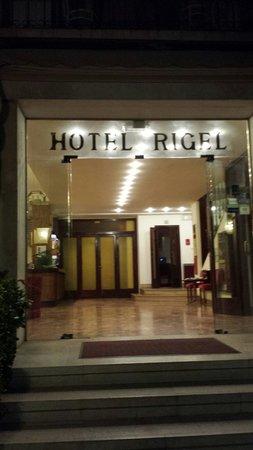 Hotel Rigel: Hotel