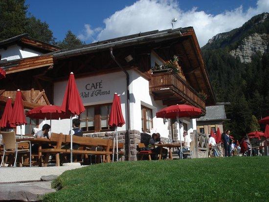 Caffe Val d'Anna: relax!!