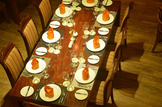 Hotel See Kandy: restaurent