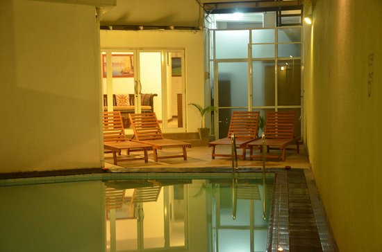 Hotel See Kandy: swimming pool