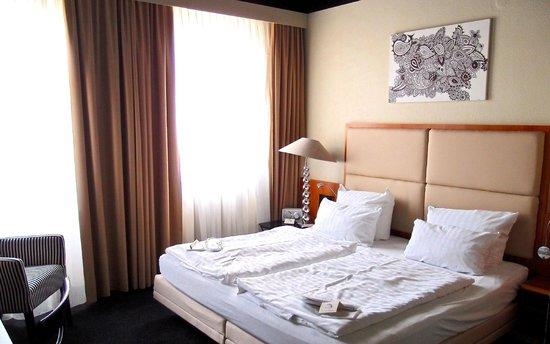 Hotel Wurzburger Hof: Zimmeransicht