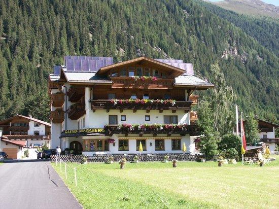 Hotel Tauferberg: Je vertrekt er direkt op een stevige wandeling