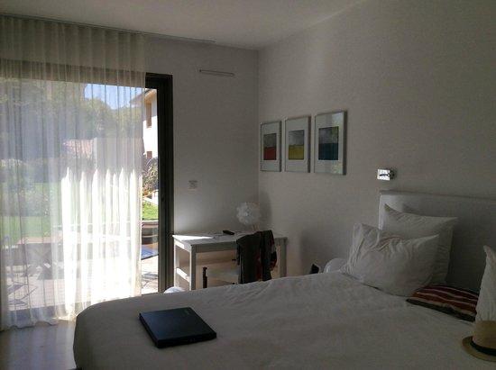 Hotel 96: Une des 2 chambres que nous occupions