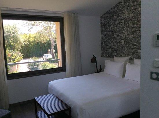 Hotel 96: L'autre chambre que nous occupions