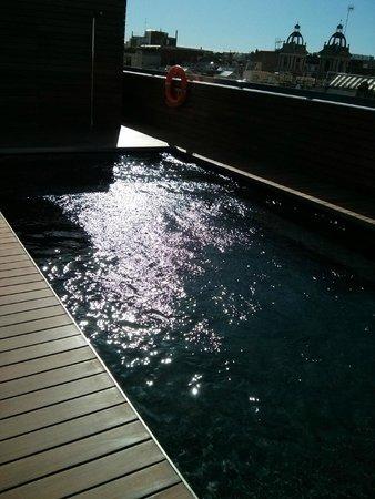 Soho Hotel: Rooftop pool