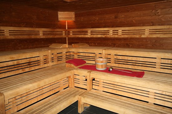 Asten Village: Sauna
