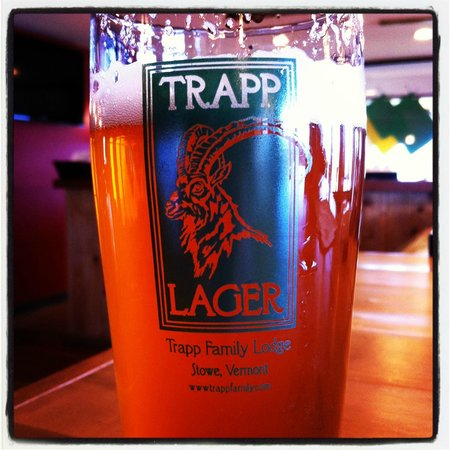 The Delibakery at Trapp Family Lodge: Great Lager