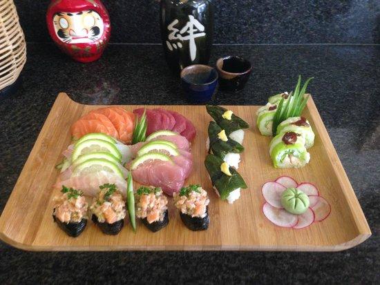 imagen AMAKI sushi en Las Palmas de Gran Canaria