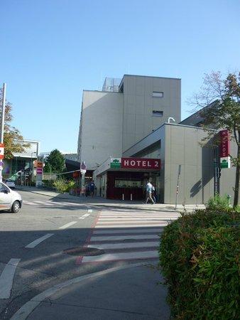 Gartenhotel Altmannsdorf Hotel 2: Удобный и недорогой отель