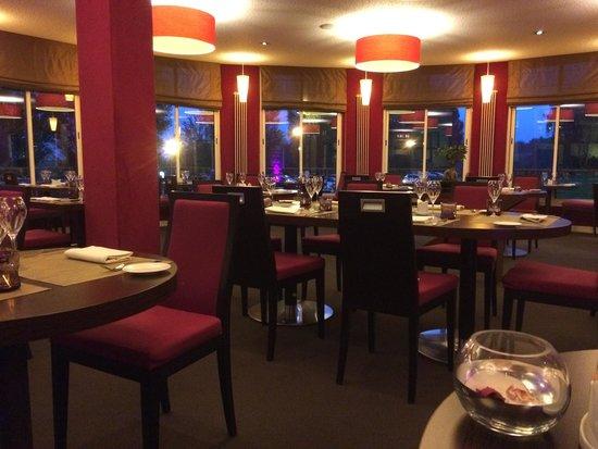Best Western Hotel L'Oree: Salle de restaurant