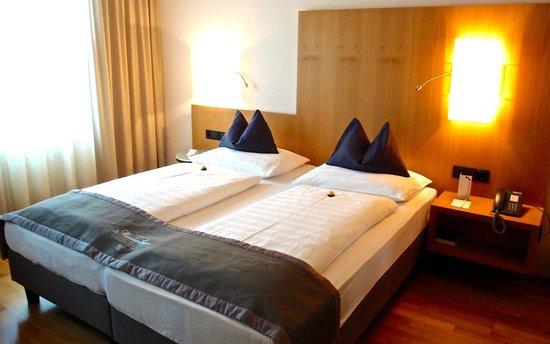 Hotel Maximilian: Zimmeransicht