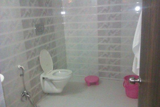 Mahadev Villa : room wash room