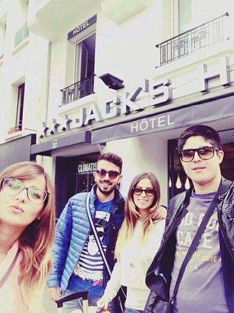 Jack's Hotel : Un saluto dall'Italia !!!!