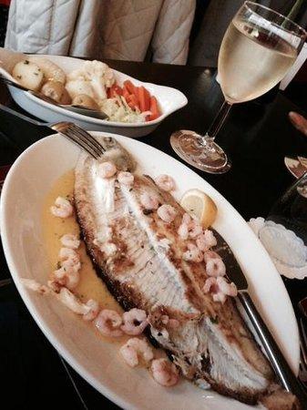 Hele Billy's Bar & Restaurant : fantastic Dover Sole