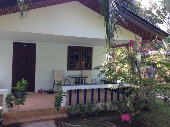 Sabai Resort : Nice efficient bungalows