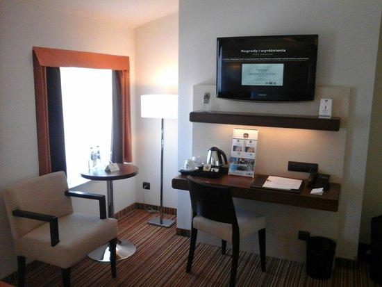 Best Western Plus Ferdynand Hotel : Pokój Typu Standard Nr 401