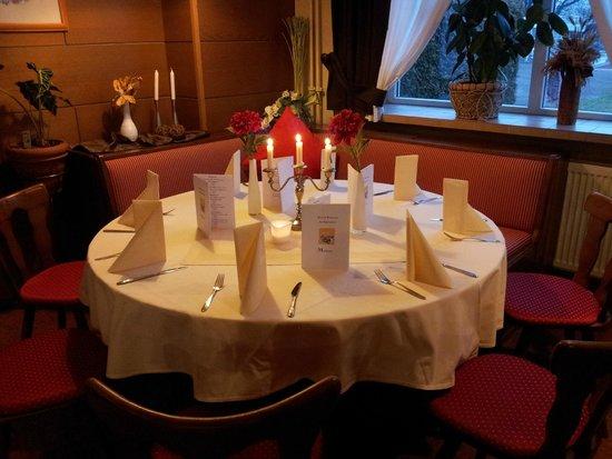 เมอร์สเบิร์ก, เยอรมนี: Restaurant