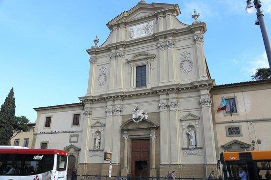 Museo di San Marco: サンマルコ教会のファサード