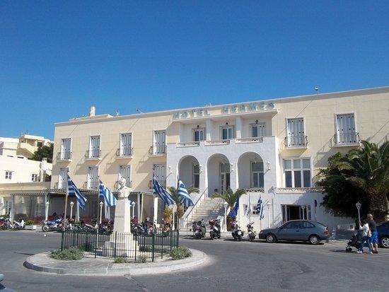 Hermes Hotel: Hotel Hermes
