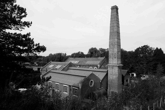 Twyford Waterworks: Main Buildings