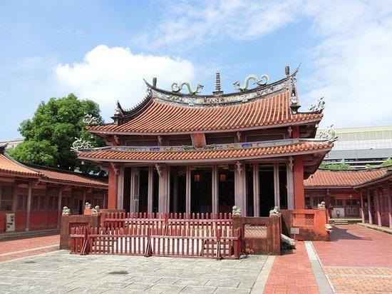 Confucius Temple : 何十年も変わりません
