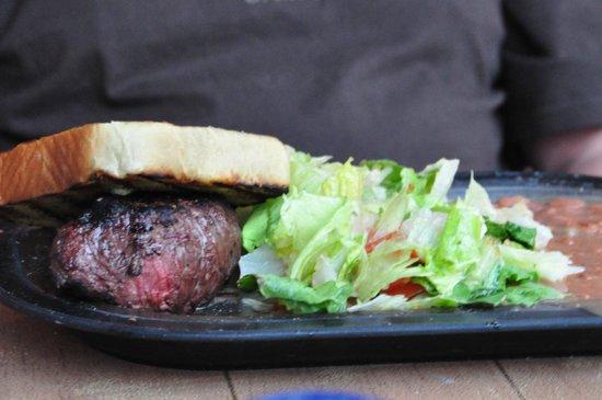 Mexican Lodge Swingin' Steaks Restaurant