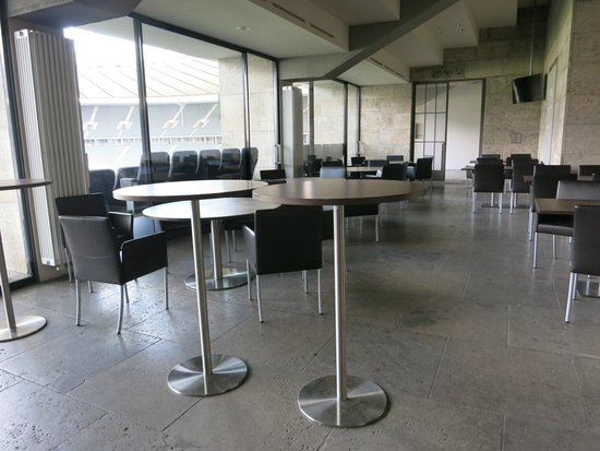 Olympiastadion: VIP Raum