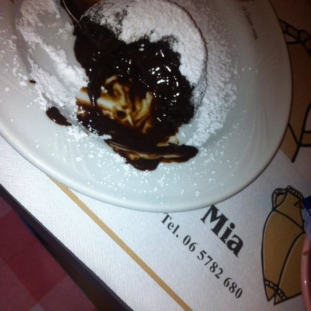 Da Oio a Casa Mia : Warning If you love chocolate this will ruin all other chocolate for you! This is that GOOD! Bes