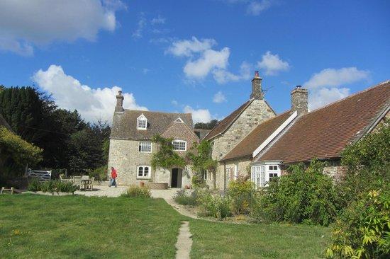 Burngate Farm: la casa