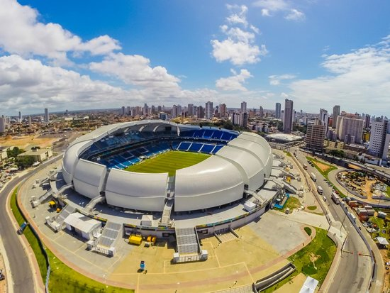 Image result for arena das dunas natal