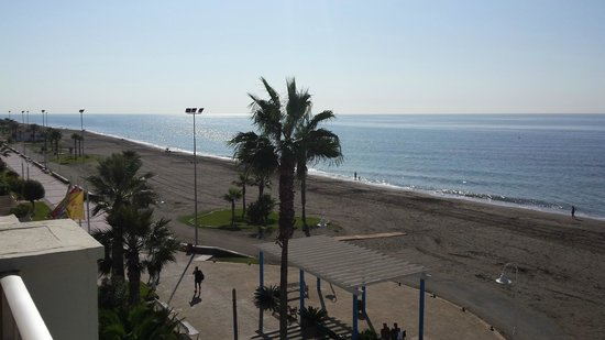 Hotel Elimar : View from our balcony.