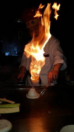 Izumi Japanese Steak House