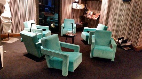 La Monnaie Art & Spa Hotel : Petit salon