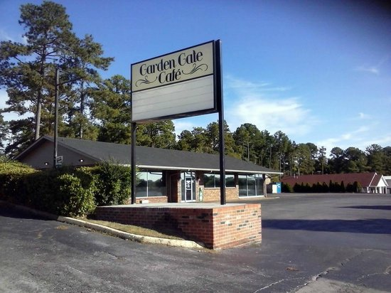 Very Good Fried Chicken   Review Of The Garden Gate Cafe, Florence, AL    TripAdvisor