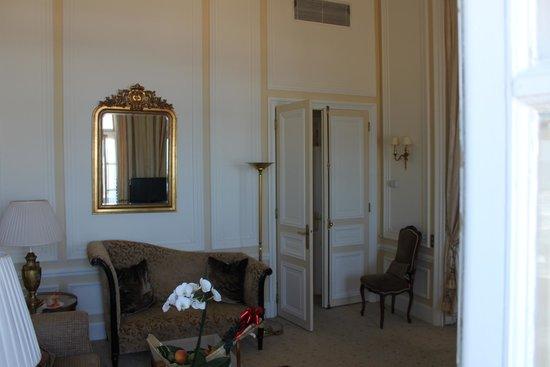 Hôtel du Palais : номер Гэри Купер
