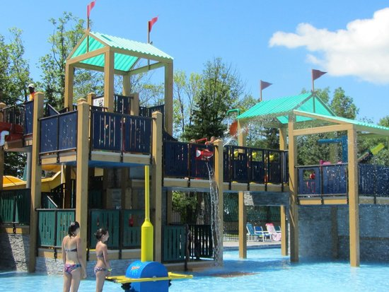 Jellystone Park of Western New York: The great water park!