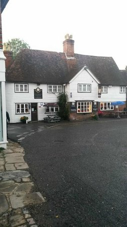 The Chequers Inn: Hotel