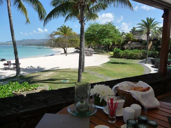 Shanti Maurice - A Nira Resort: colazione