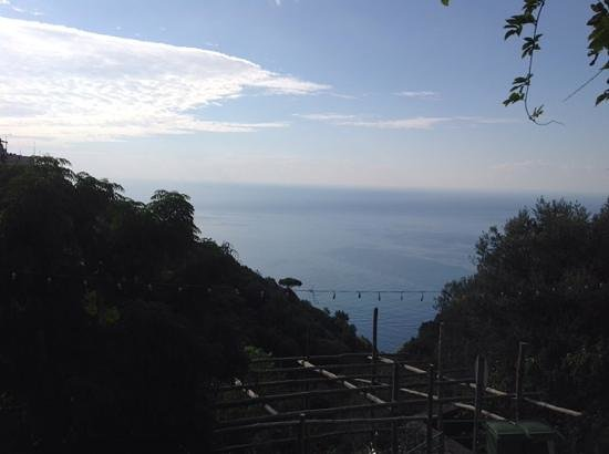 Il Pertuso B&B: view from the lovely Il Pertuso
