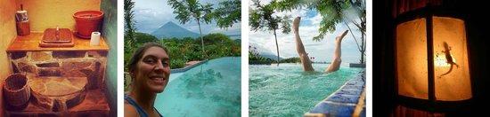 Totoco Eco-Lodge : swimming pool