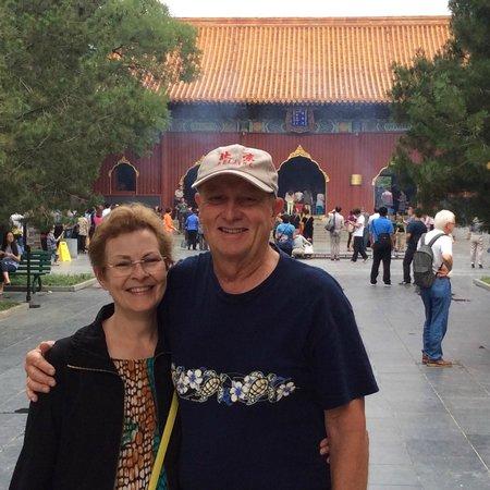Beijing Private Guide--Skye : Ken & Deb M
