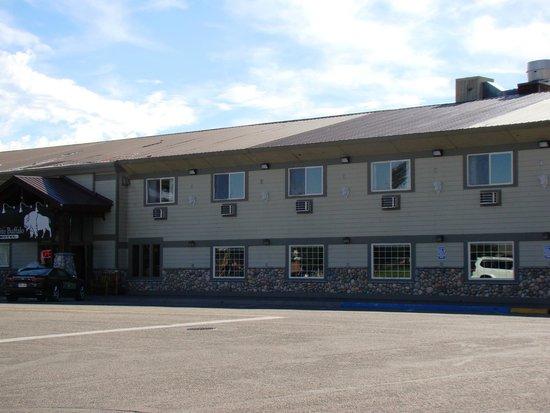 White Buffalo Hotel : Отель