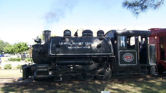 St. Marys Railroad : St Marys Railroad Steam Engine 10-5-2014