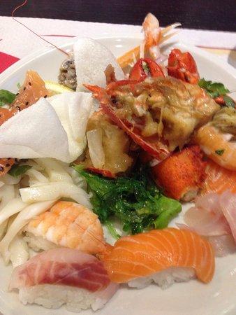 Sushi Ba - Asian Italian