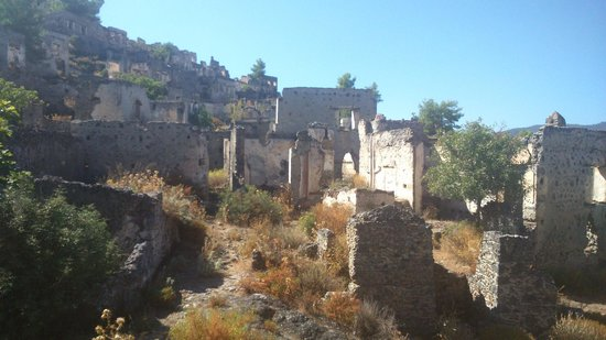 Kayakoy, Turquie : Deserted  Village, KAYA