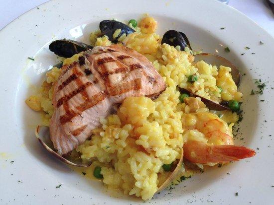 Il Postale: Seafood risotto