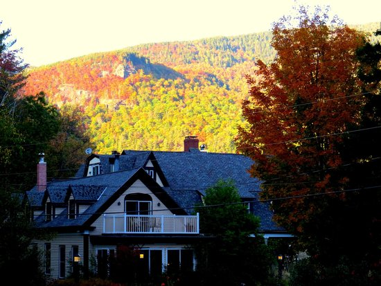 The Notchland Inn : Notchland Nestled in the Notch