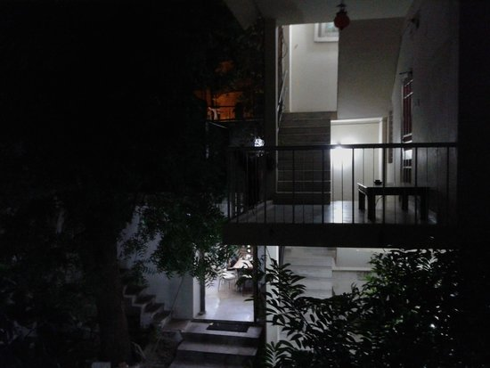 Lal Ghat Guest House: new wing