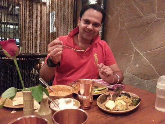 Peshawri: Peshawari - a place for the best food in Jaipur