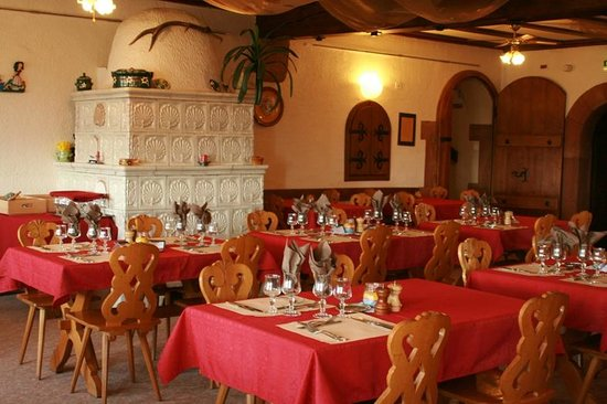 Hotel Club Vacanciel Dossenheim-sur-Zinsel: Salle de restauration